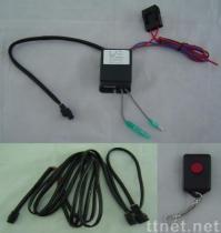 Het Systeem van de Controle RFID voor het Licht dat van de Dag wordt geplaatst