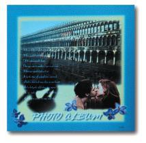 6K het vrije Bindende Album van de Foto