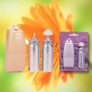 Mini Air Freshener (One Refill Included)