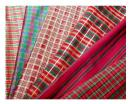 De Stof van het geruite Schotse wollen stof