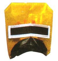소형 연기 방호마스크