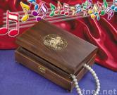 Boîtes musicales en bois