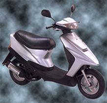 Motorfiets DYM