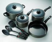 10-piece Non-stick Cooker Set