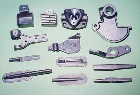 Klein Gussaluminium-Teile sterben
