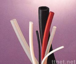 Tubo di gomma del silicone