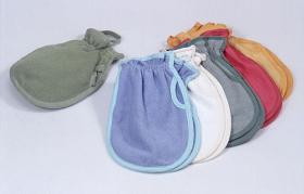 De Kosmetische Afvegende Handschoen van het micro- Bad van de Vezel