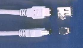 Cavo 1394 dello IEEE Firewire