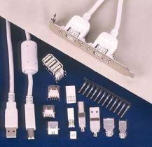 Connettore del USB A/B ed Assemblea di cavo