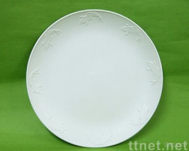 11, 12 Inches Chinese Plate