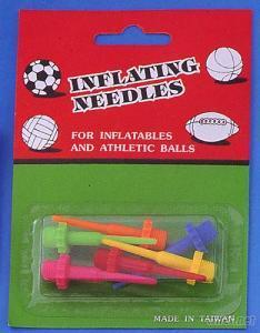 Inflating Needle