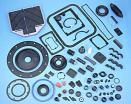 Parti industriali della gomma di silicone e della gomma