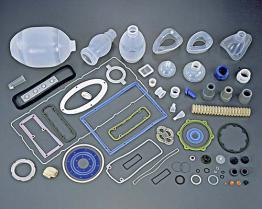Medizinische, elektrische Gummi-und Silikon-Gummi-Teile
