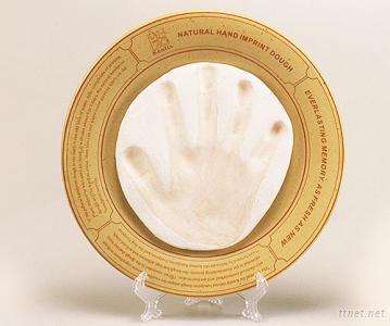 Handprint Dough