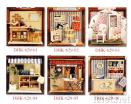 Dollhouse Kits (Mini Shops)