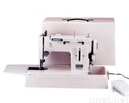 Портативная гуляя швейная машина зигзага ноги