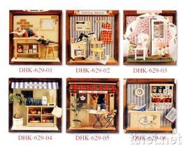 Наборы Dollhouse (миниые магазины)