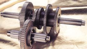 Zahnrad für Werkzeugmaschine
