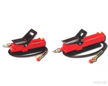 Air/Hydraulic Pumps