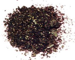 De het het Groene Kristal/Poeder/Vloeistof van het malachiet