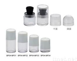 Brush Powder Jars
