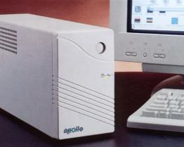 아폴로 1000 선 - 상호 작용하는 시리즈 UPS