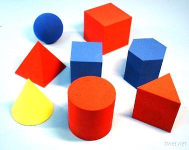 EVA Educational Foam Block