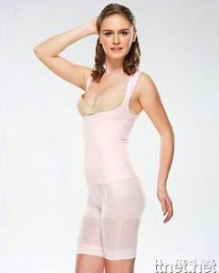 Slim & Breast Up Vest (Without Briefs Part)