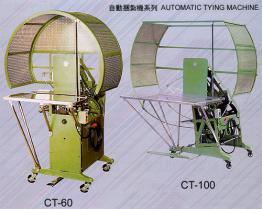 Automatische bindenmaschine