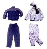 스포츠 착용 또는 궤도 한 벌