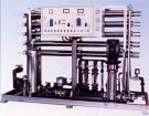 Sistema industrial do tratamento da água de R.O.