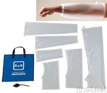 Zipper Air Splints