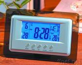 Horloge d'affichage à cristaux liquides