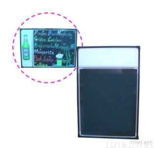 LED Illuminated Blackboard (P-series)