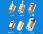 Micro DC Motors for Automobile Appliance