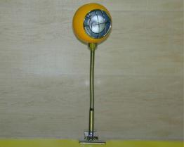Klipp-Lampe