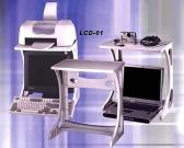 LCD/Notebookのモニターの棚