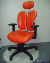 팔 없는 사무실 의자