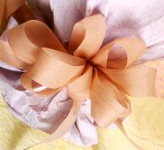 花およびギフトのための包装紙