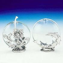 De decoratieve Lampen van de Olie met de Organismen van het Glas