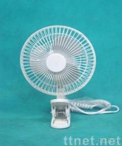 6 Inches Clip-on Fan