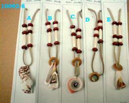 De Halsband van Shell
