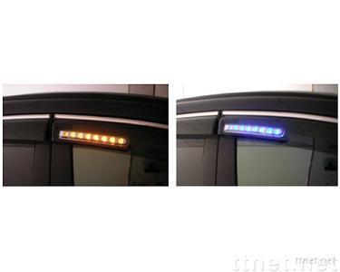 LED Door Visor