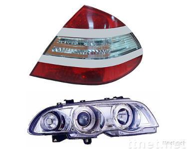 LED Rear Lamp & Head Lamp