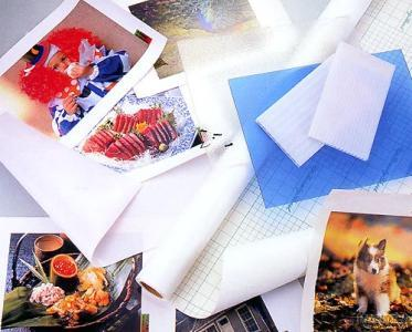 Inkjet Media and Polycarbonate Sheets