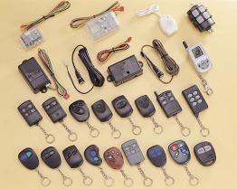 het tweerichtings Systeem van het Alarm van de Auto van de FM met LCD Vertoning