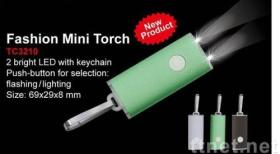 FASHION MINI LED TORCH
