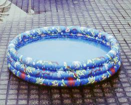 3-Ring Swimming Pool