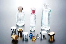 De Parfums van het glas