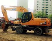 Exportador usado de la máquina de la construcción